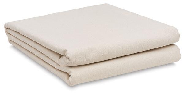fredrix folded cotton canvas blankets blick art materials