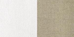 Galicia Linen RollSingle Primed, Acrylic
