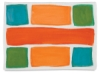Rectangular Placemat, Sample Artwork