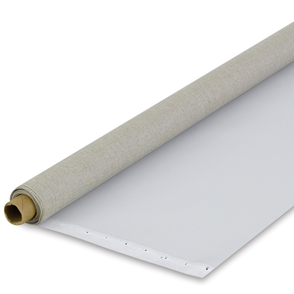 Premier Belgian Linen Canvas Roll