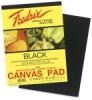 Fredrix Black Canvas Pads