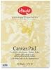 Cotton Duck Canvas Pad, 10 Sheets
