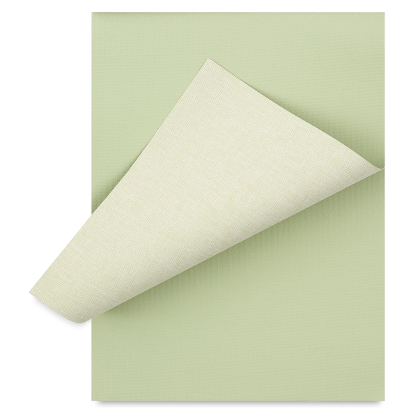 Heather Green Pad, 8 Sheets