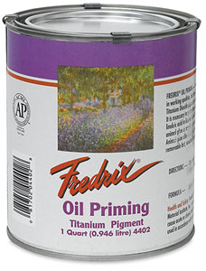 Oil Priming Titanium Pigment