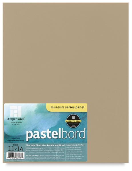 ampersand pastelbord blick art materials