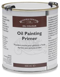 Paint And Primer >> Winsor Newton Oil Painting Primer Blick Art Materials