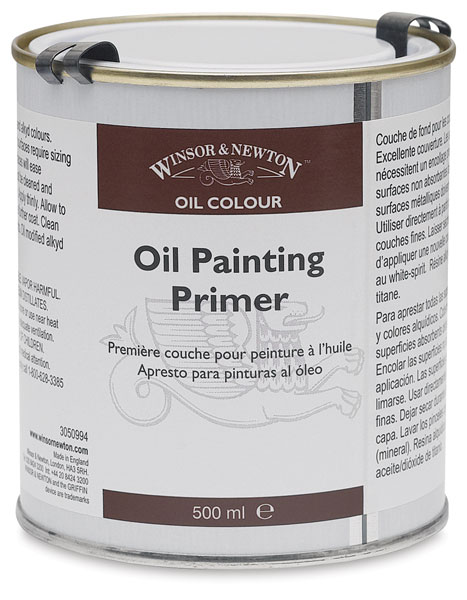Paint And Primer >> Winsor Newton Oil Painting Primer
