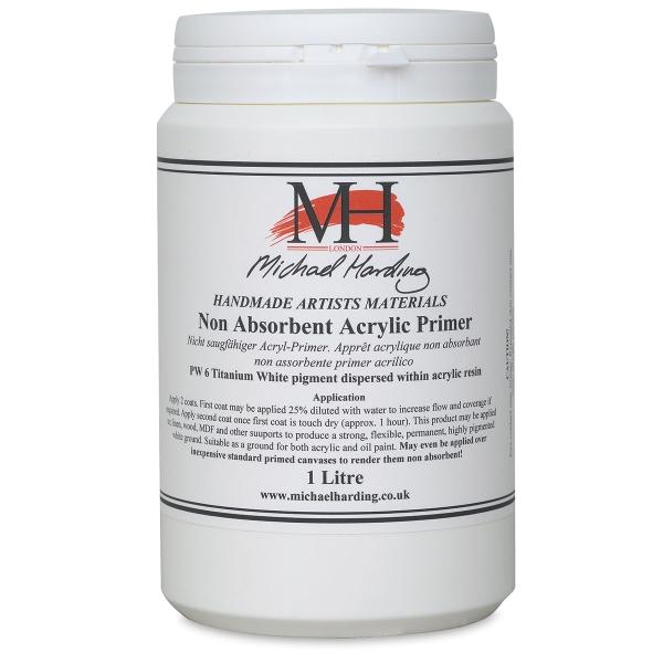 Non-Absorbent Acrylic Primer, 1 liter