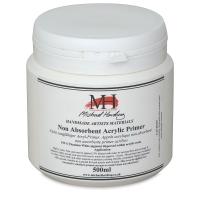 Non-Absorbent Acrylic Primer, 500 ml