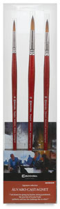Alvaro Castagnet Signature Brush Set