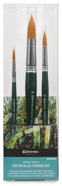 Nicholas Simmons Signature Brush Set 1