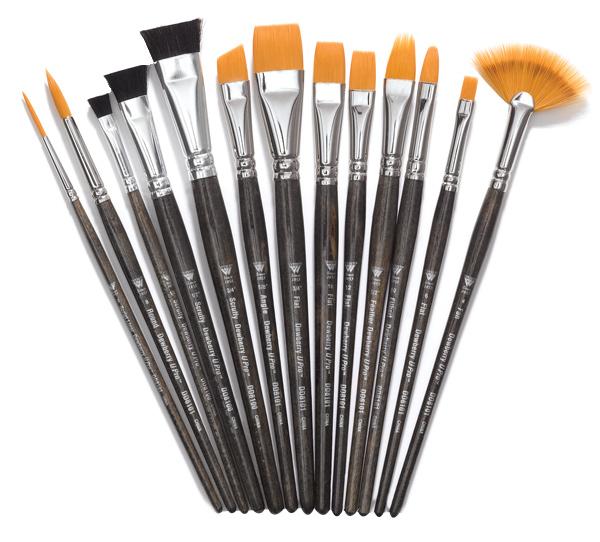 13-Piece Professional Brush Set