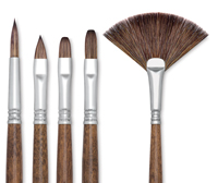 Escoda Versatil Brushes