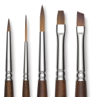 Short Handle Brushes