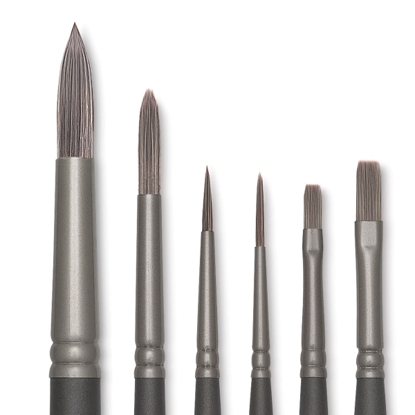 Grey Matters Pocket Brushes