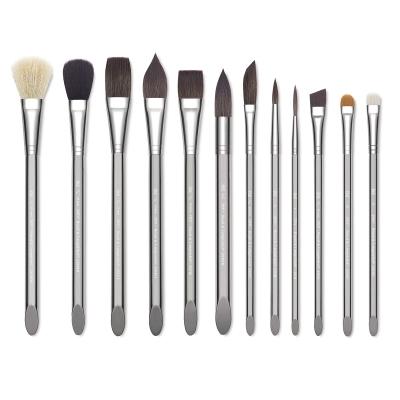 Zen Watercolor Brushes
