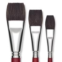 Flat Wash Brushes