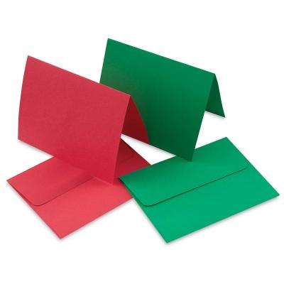 Super Value Cards and Envelopes, Pkg of 50