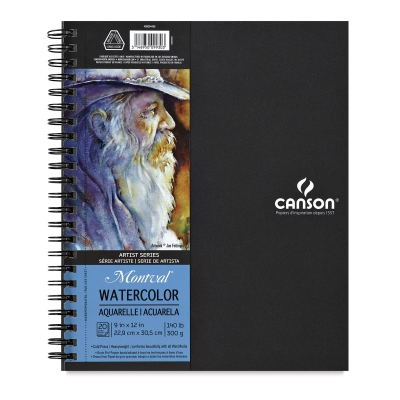 Artist Series Watercolor Book
