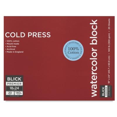 Premier Watercolor Block