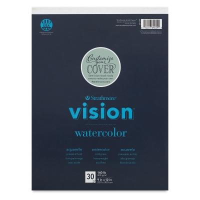 Vision Watercolor Pad, 30 Sheets