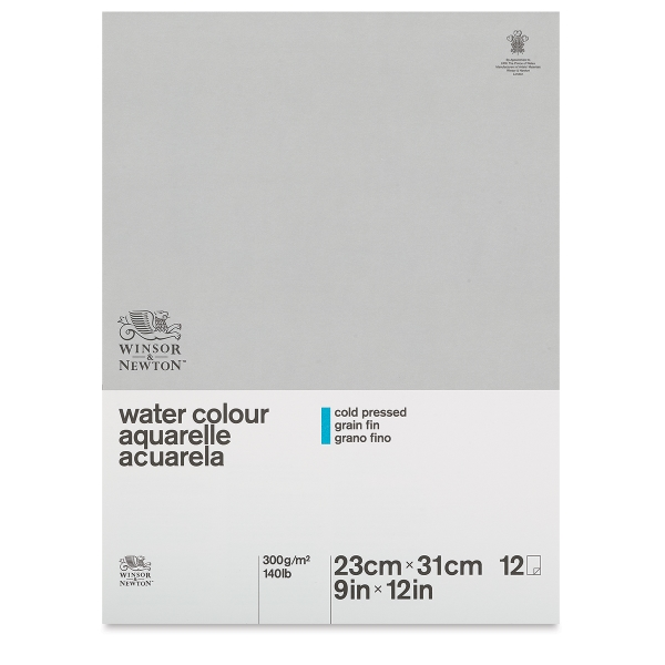 Classic Watercolor Pad, Gluebound