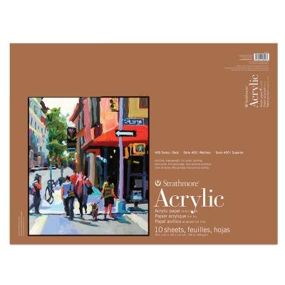 "Acrylic Pad, 18"" × 24"""