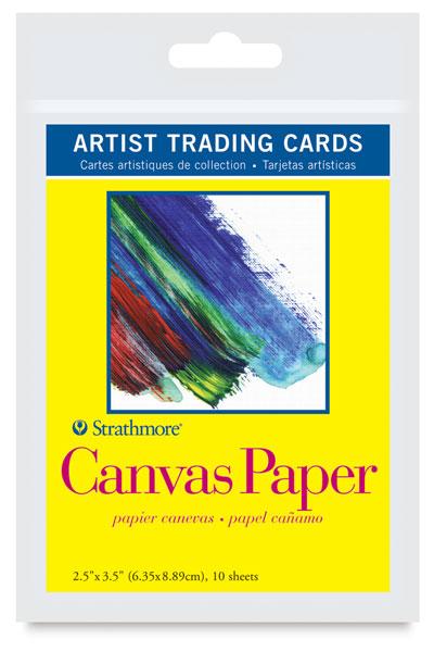 300 Series Canvas Paper