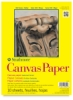 Canvas Paper Pad, White