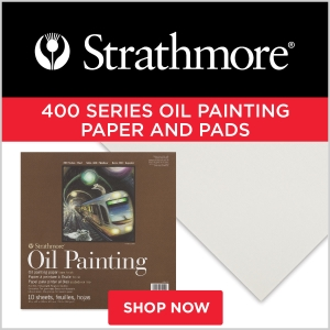 Strathmore 400 Series Oil Painting Paper and Pads