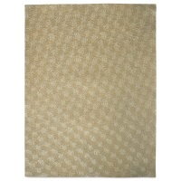 Zinnia Embossed Paper, Gold