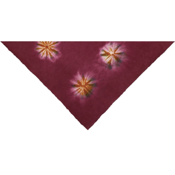 Tie Dye, Cranberry