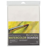 Watercolor Board, Cold Press, Pkg of 3