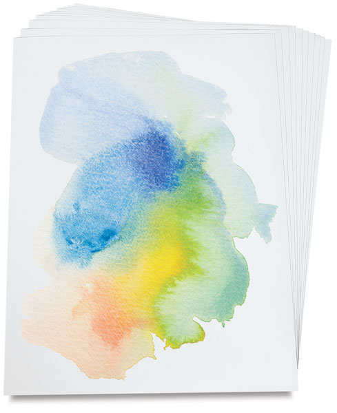 Watercolor Paper, Pkg of 10 Sheets