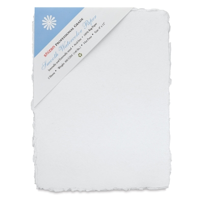Professional Watercolor Paper, Hot Press