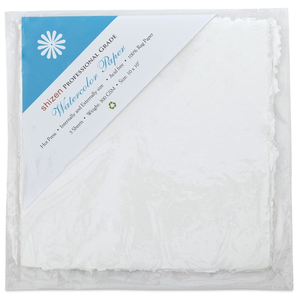 Shizen Watercolor Paper, Hot Press