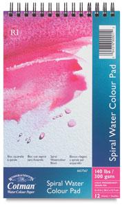 Watercolor Pad