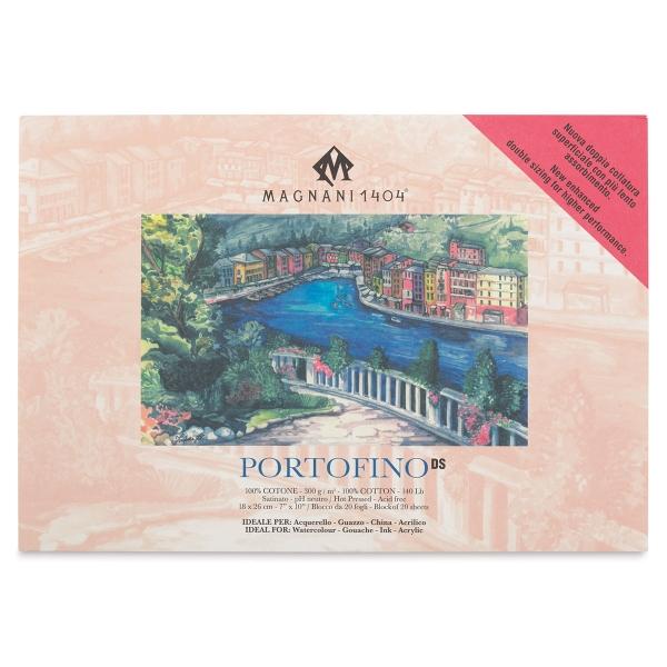 """Acquerello Portofino Watercolor Block, 7"""" x 10"""""""