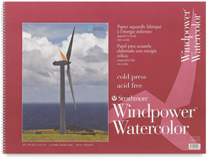 Strathmore Windpower Watercolor Pads