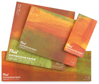 Fluid Easy-Block Watercolor Paper Blocks