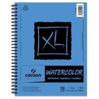 Watercolor Pad, Wirebound