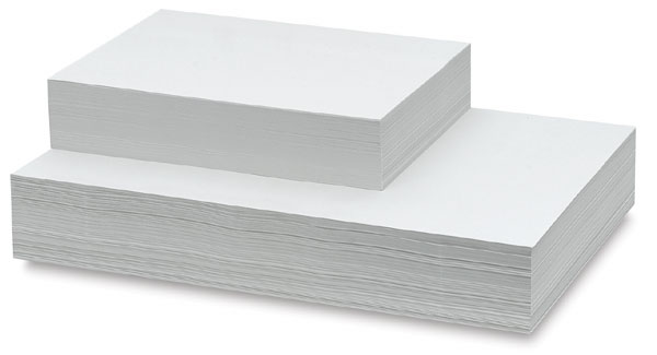 Blick White Sulphite Drawing Paper Blick Art Materials