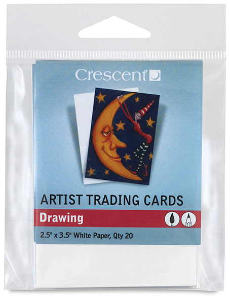 Artist Trading Cards, Pkg of 20