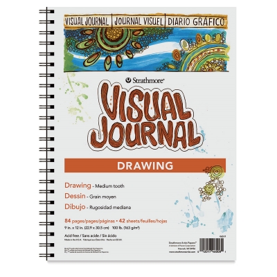 Strathmore Visual Journal, Drawing