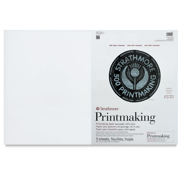 500 Series RiverPoint Printmaking Paper