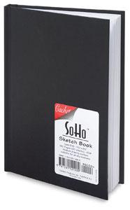160-Page Sketchbook