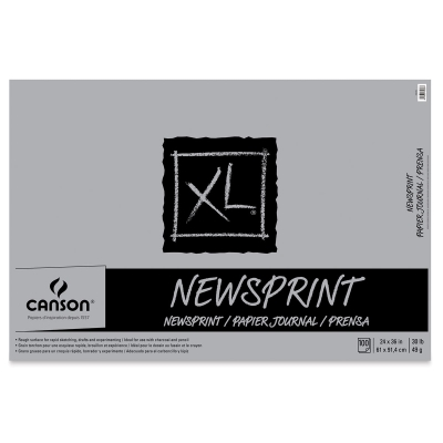 XL Newsprint Pad