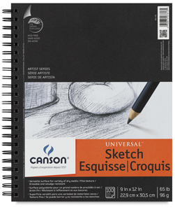 Sketch Pad, 100 Sheets