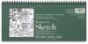 "Sketch Pad, Landscape, 50 Sheets, 12;"" × 5½"""