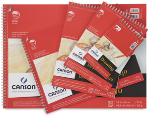 Canson Foundation Drawing Pads
